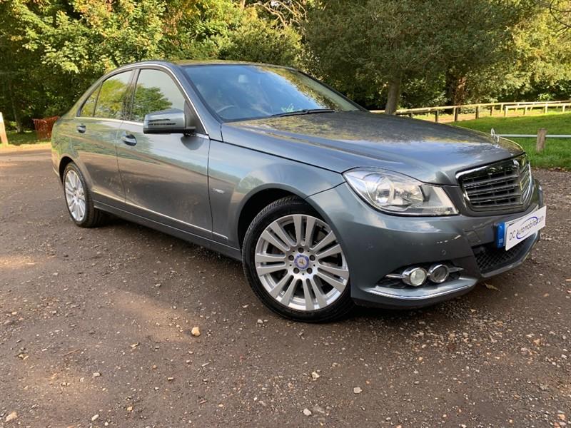 used Mercedes C350 CDI BLUEEFFICIENCY ELEGANCE in surrey
