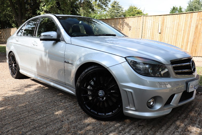 used Mercedes C63 AMG in surrey