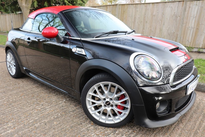 used MINI Coupe JOHN COOPER WORKS in surrey
