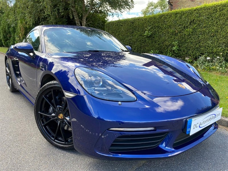 Porsche 718 Cayman for sale