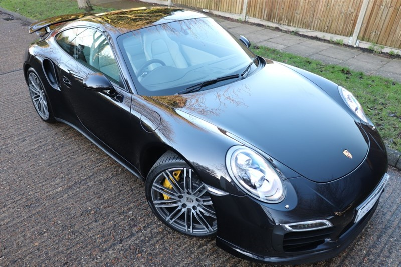 used Porsche 911 TURBO S PDK in surrey