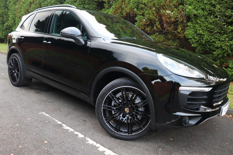 used Porsche Cayenne D V6 TIPTRONIC S in surrey