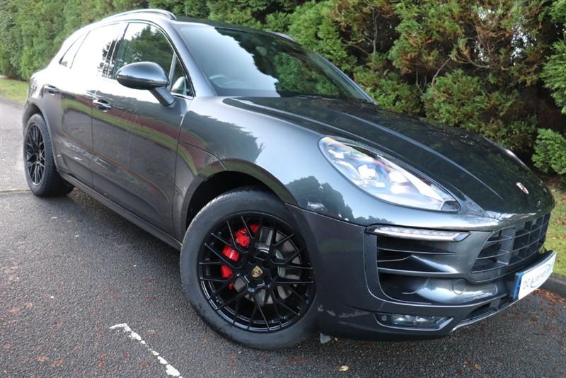 used Porsche Macan GTS PDK in surrey