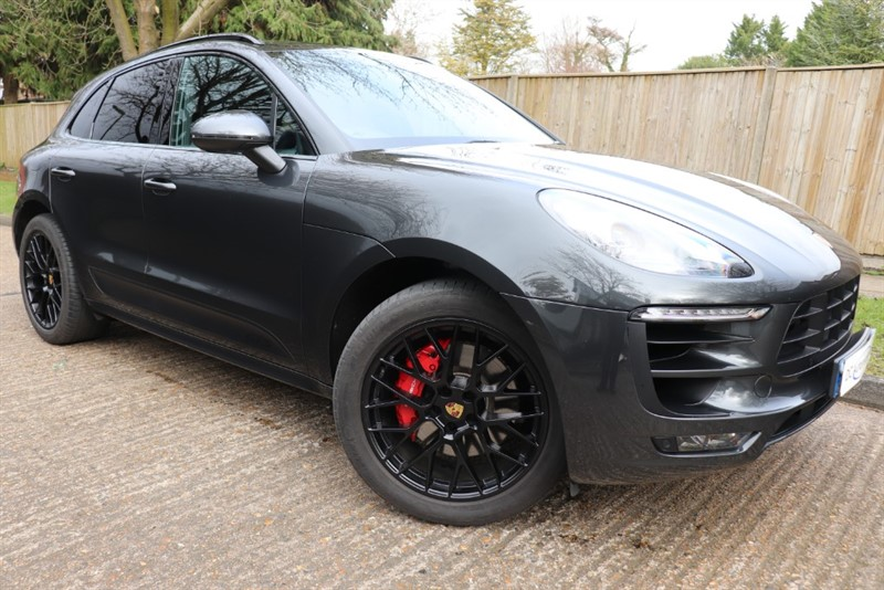 used Porsche Macan GTS PDK in surrey
