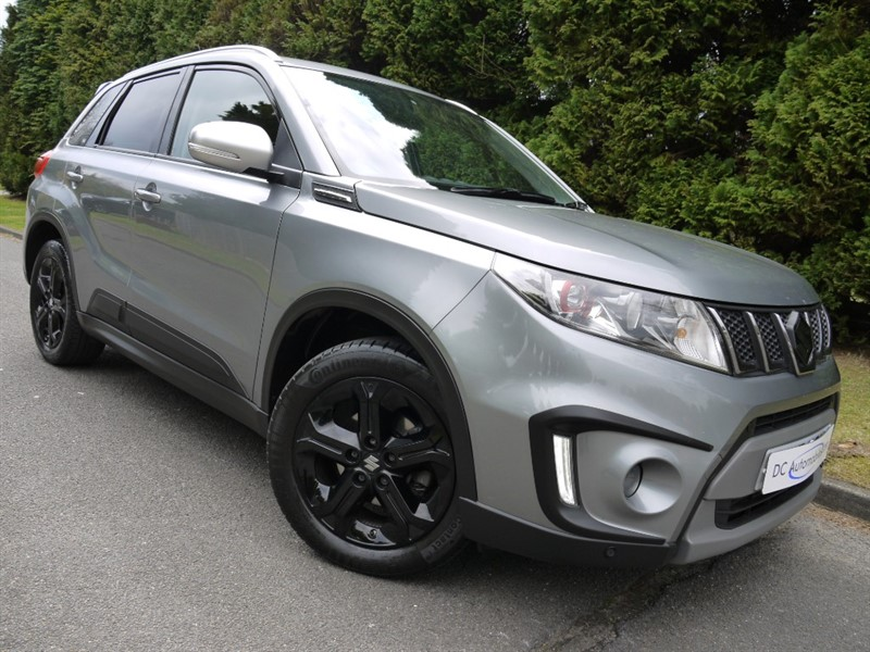 used Suzuki Vitara S BOOSTERJET ALLGRIP in surrey