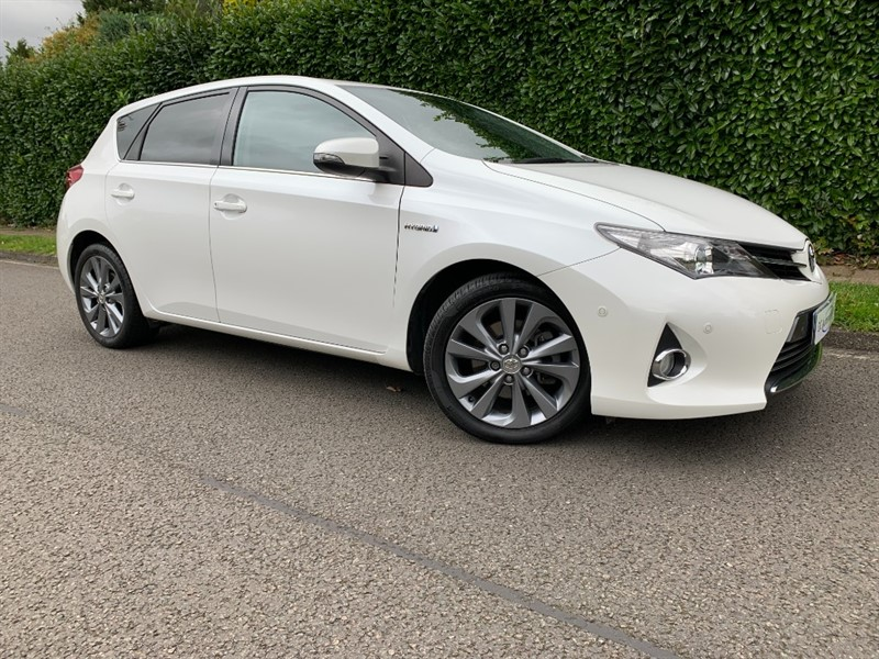 Toyota Auris for sale