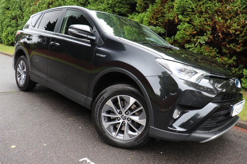 used Toyota RAV4 VVT-I BUSINESS EDITION PLUS TSS in surrey