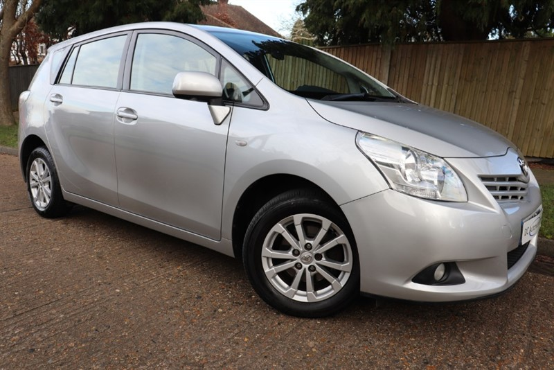 used Toyota Verso VALVEMATIC TR in surrey