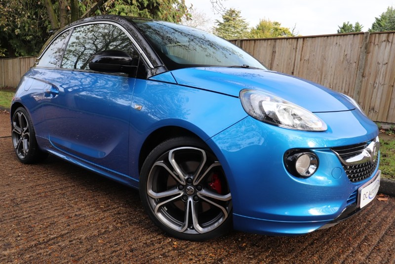 used Vauxhall Adam S S/S in surrey