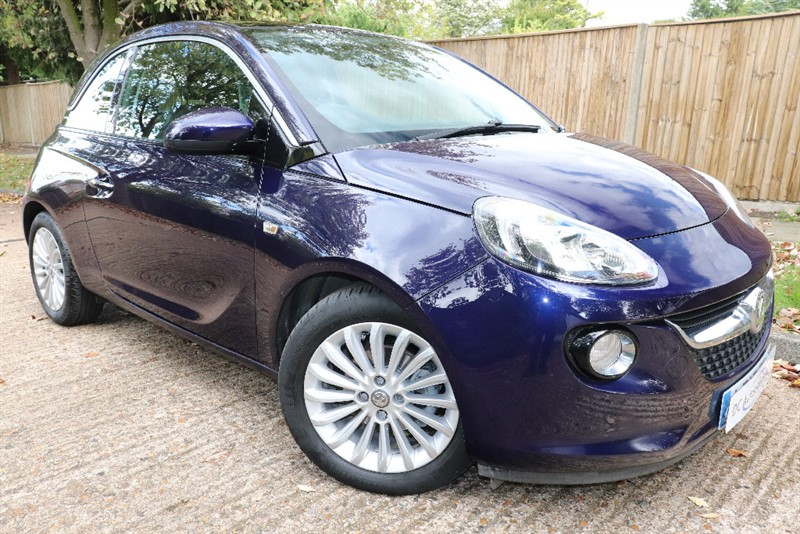 used Vauxhall Adam GLAM in surrey