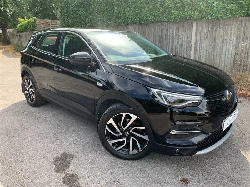 used Vauxhall Grandland X ELITE NAV S/S in surrey