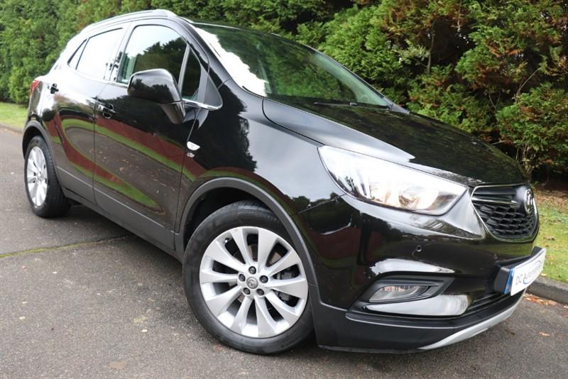 used Vauxhall Mokka X ELITE NAV in surrey