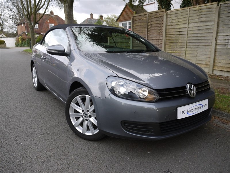 used VW Golf SE TSI DSG in surrey