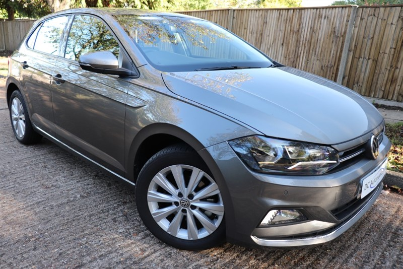 used VW Polo SEL TSI DSG in surrey