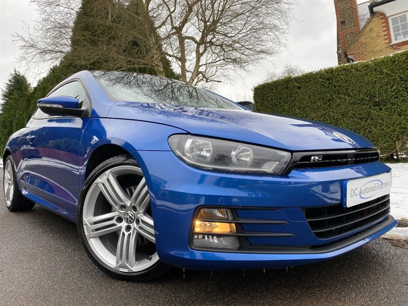 used VW Scirocco R LINE TSI BLUEMOTION TECHNOLOGY DSG in surrey