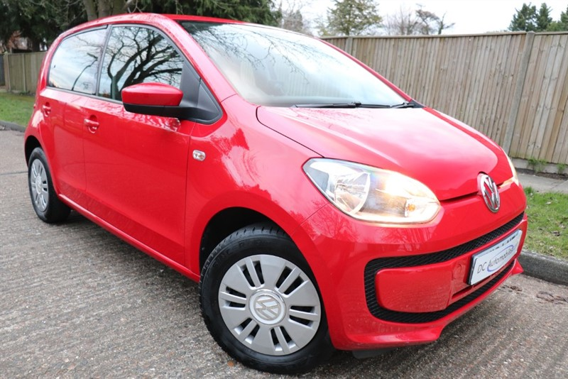 used VW Up MOVE UP in surrey