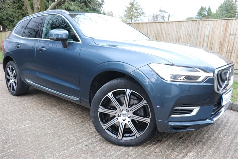 used Volvo XC60 T8 TWIN ENGINE INSCRIPTION PRO AWD in surrey