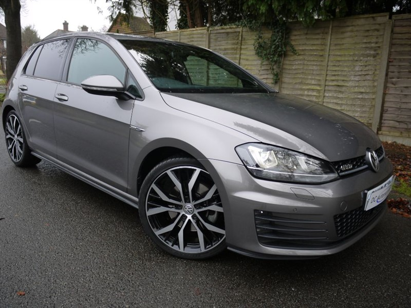 used VW Golf GTD in surrey