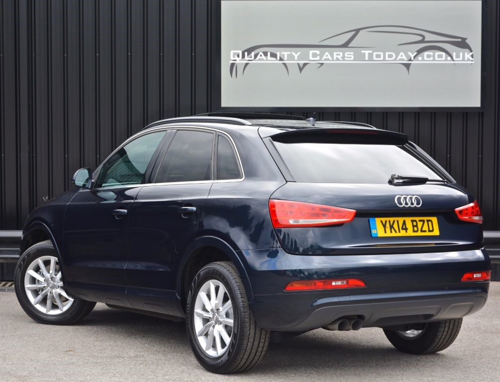 used audi q3 for sale south yorkshire. Black Bedroom Furniture Sets. Home Design Ideas