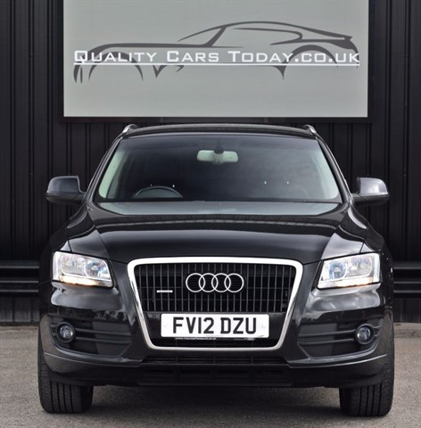used Audi Q5 3.0 TDI QUATTRO SE *Full Audi Main Dealer + High Spec* in sheffield