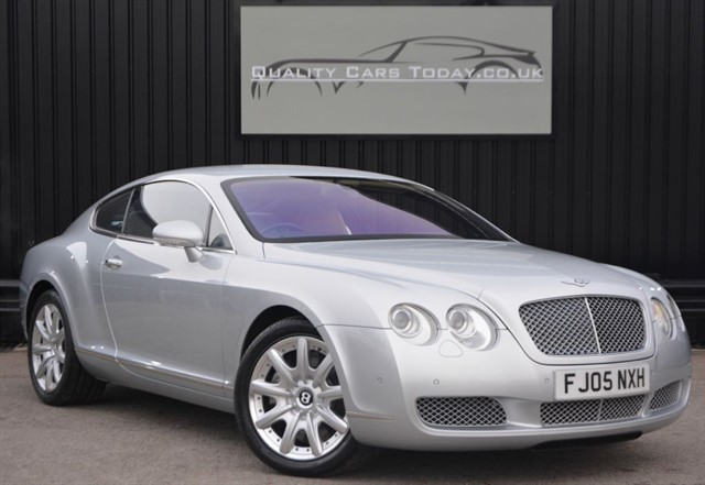 used Bentley Continental GT 6.0 W12 *Full Bentley Main Dealer History 12 stamps* in sheffield