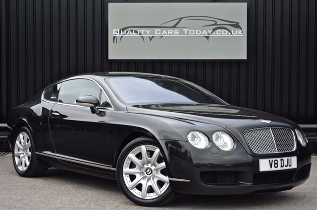 used Bentley Continental GT 6.0 W12 *Full History + Previously Supplied by Ourselves* in sheffield