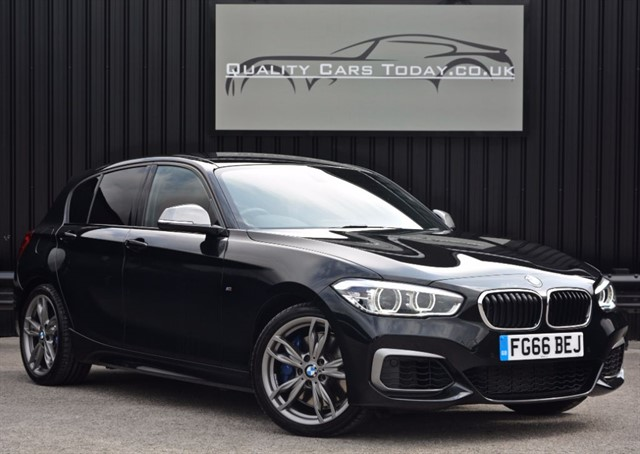 used BMW 1 Series M 140I M140 Auto *High Spec* in sheffield