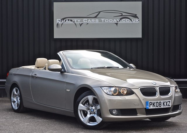 used BMW 325i 3.0 SE Automatic Convertible *High Spec*  in sheffield