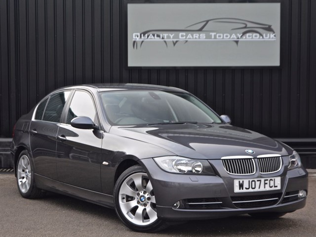 used BMW 335i SE Automatic Saloon *Full Service History* in sheffield