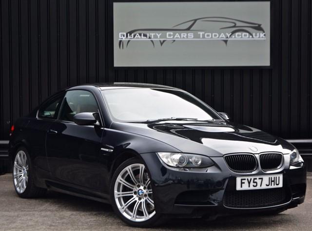 used BMW M3 4.0 V8 Manual Coupe *BMW Warranty + FBMWSH + High Spec in sheffield