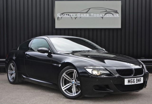 used BMW M6 5.0 V10 *Full BMW History + Eisenmann + Exceptional* in sheffield