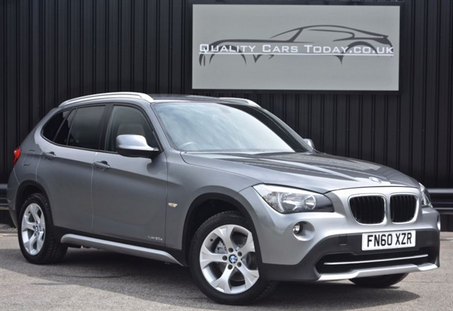used BMW X1 XDRIVE 2.0D DieseL Automatic SE *Rare Spec + Low Mileage* in sheffield