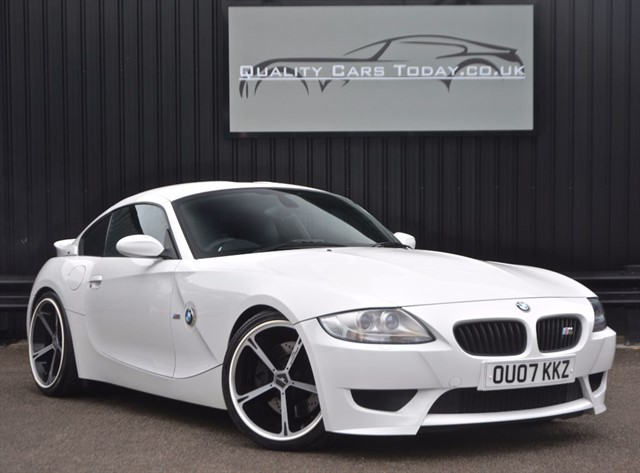 used BMW Z4 M COUPE 3.2 *Genuine AC Schnitzer Styling + Full History*  in sheffield
