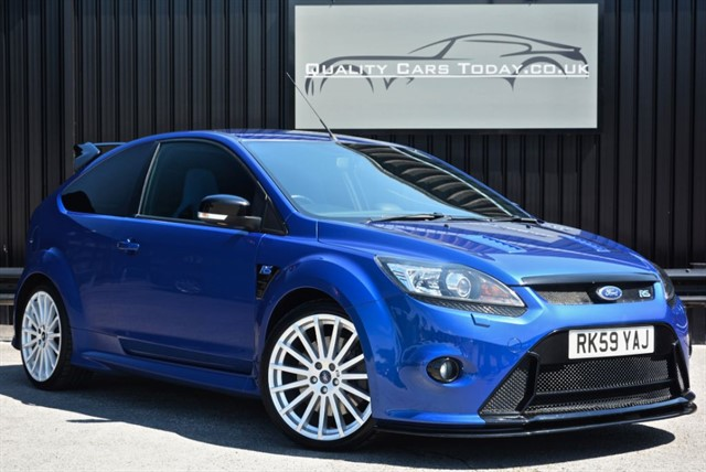 used Ford Focus RS *1 Former Keeper + Full History + 370 bhp* in sheffield