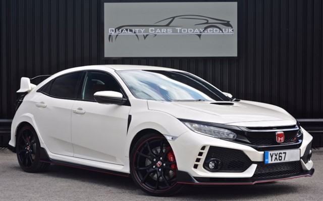 used Honda Civic 2.0 Type R GT *Physically Available* in sheffield
