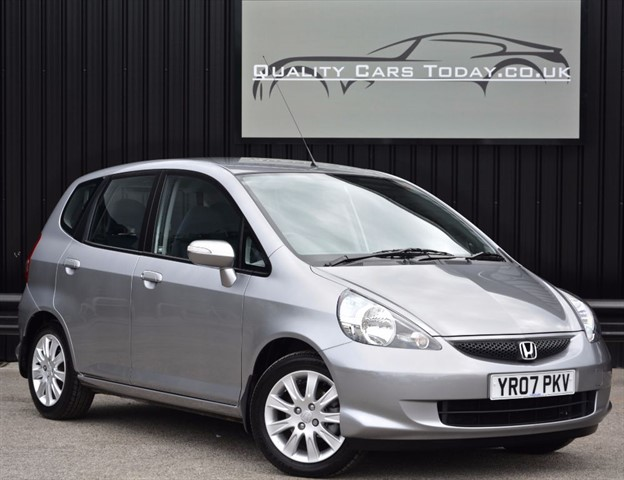 used Honda Jazz 1.4 DSI SE *Just 5,320 miles + Full Honda History* in sheffield