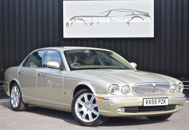used Jaguar XJ 2.7 TDVI SOVEREIGN Diesel *Full History + Rare Spec in sheffield