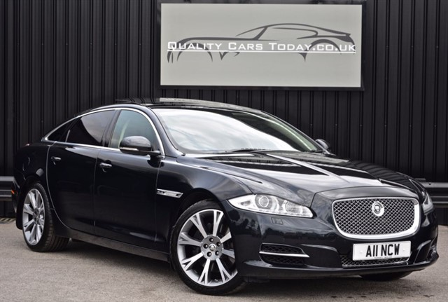 used Jaguar XJ 3.0D V6 PORTFOLIO LWB *Massive Spec + Extended Jaguar Warranty* in sheffield