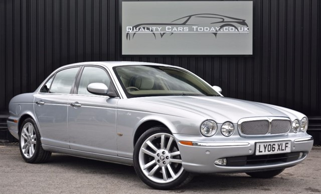 used Jaguar XJ 3.0 V6 Sovereign *Full Jaguar Service History* in sheffield