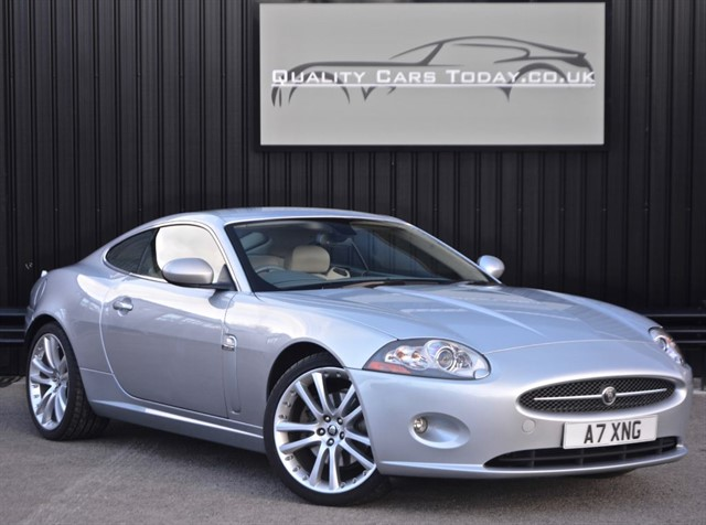 used Jaguar XK 4.2 V8 Coupe  in sheffield