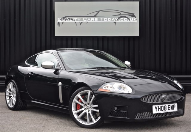 used Jaguar XK XKR 4.2 V8 Supercharged Coupe *1 Former Keeper + Massive Rare Spec* in sheffield