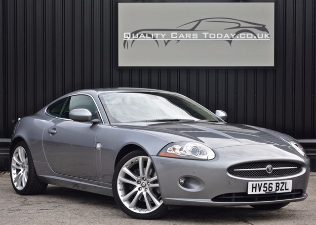 used Jaguar XK 4.2 V8 Coupe *2 Former Keepers + Full Jaguar Main Dealer History* in sheffield