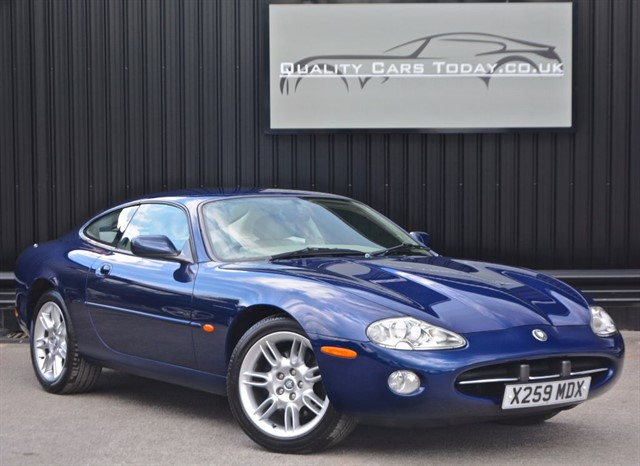 used Jaguar XK8 4.0 V8 COUPE *Full History inc.Upgrade Chain Tensioners in sheffield