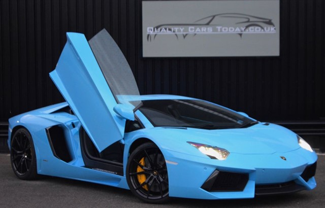 used Lamborghini Aventador 6.5 V12 *Massive Specification* in sheffield