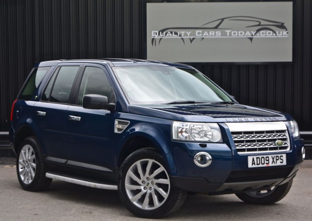 used Land Rover Freelander 2.2 TD4 E XS *High Spec + Full History* in sheffield