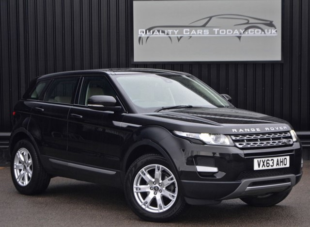 used Land Rover Range Rover Evoque 2.2 ED4 Pure *1 Owner + Full LR Main Dealer History* in sheffield