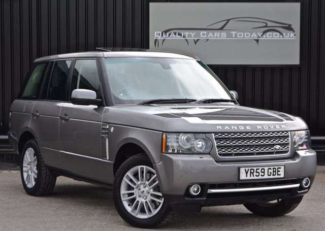 used Land Rover Range Rover 3.6 TDV8 VOGUE 'Facelift' + Full LR Main Dealer History in sheffield