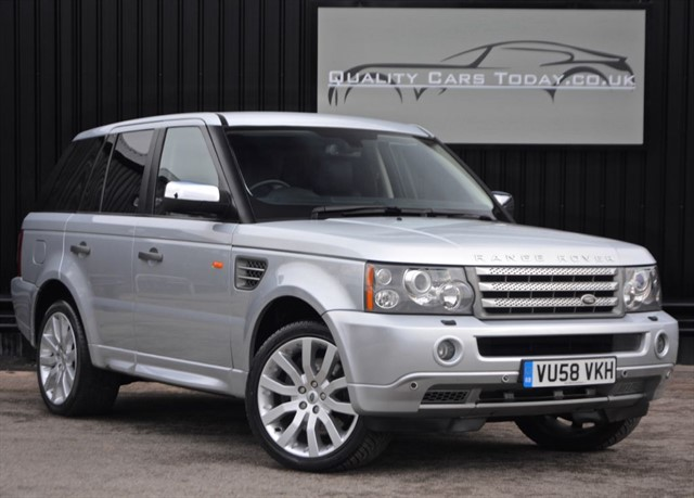 used Land Rover Range Rover Sport 3.6 TDV8 HSE *Full History + Colour Coded + High Spec* in sheffield