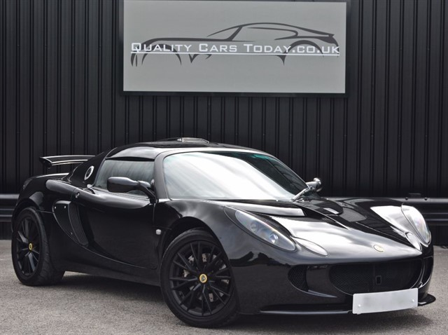 used Lotus Exige 190 bhp SPORTS *Full History + Finance* in sheffield