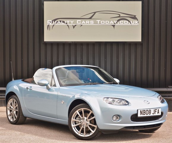 used Mazda MX-5 1.8 NISEKO Soft Top *Just 11k Miles* in sheffield